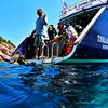 Sailing and diving around the Turkish coasts with the photographer Silvia Boccato